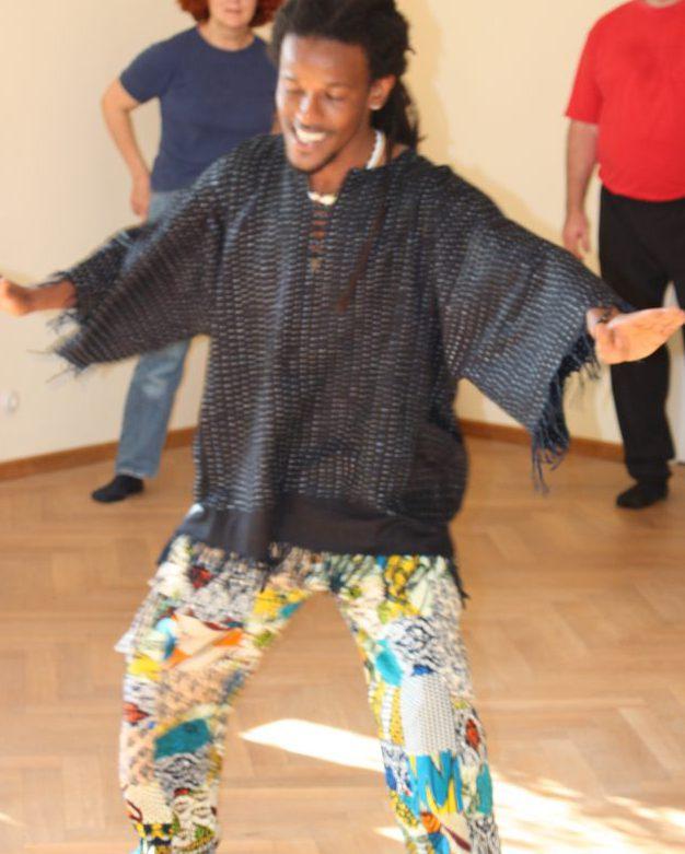 Afrikanisch Tanzen