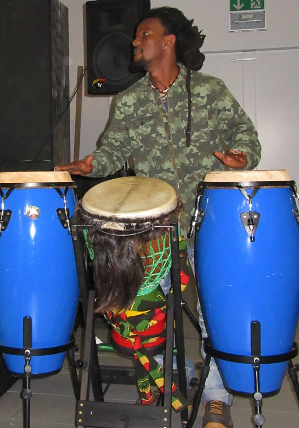 Ousmane Sow - Conga